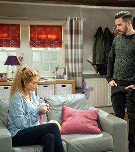 Emmerdale 16/09 - The family are shocked Debbie has let Ross back in