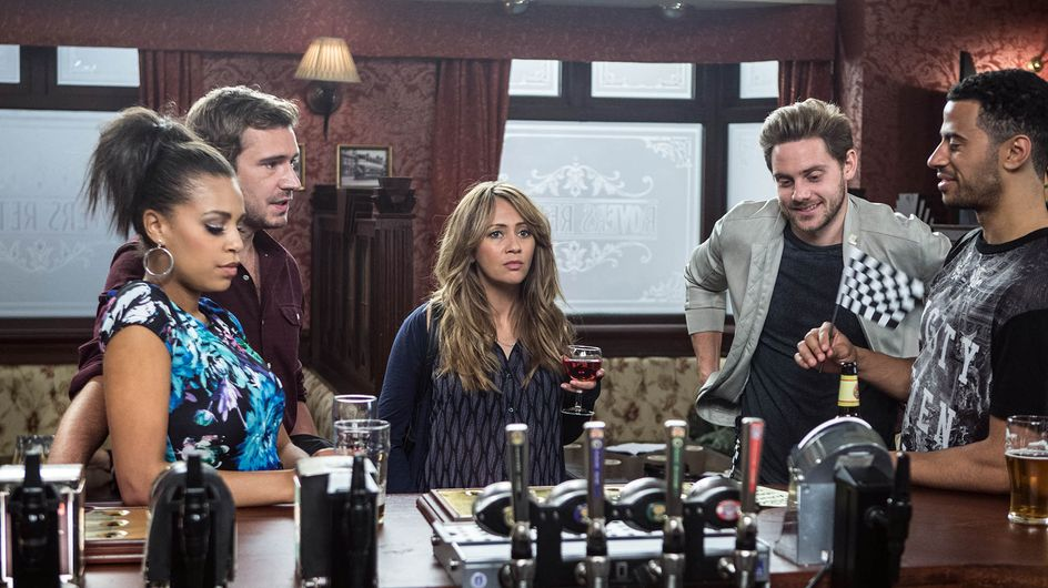 Coronation Street 14/09 - Audrey pays the price for Kylie's defence