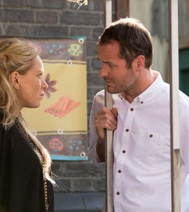 Eastenders 17/09 - Jane is surprised that Lisa has already given birth