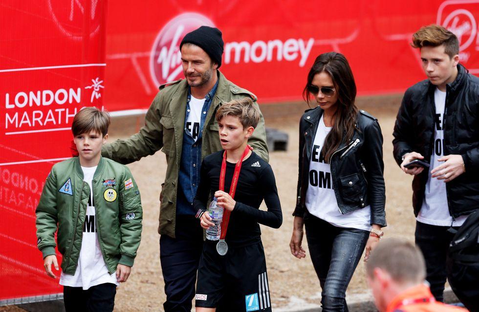 Un nouveau bébé chez les Beckham (Photos)