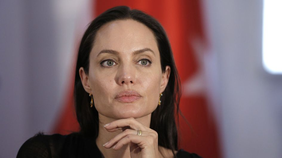 Angelina Jolie Took Down The UN In Her Speech About Syrian Refugees