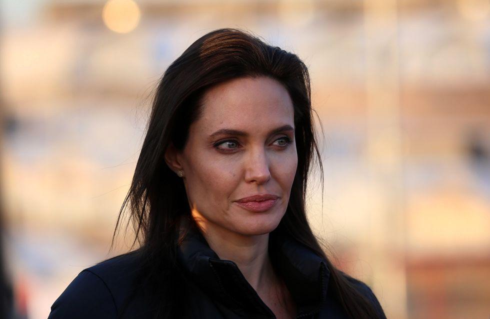Angelina Jolie appelle l'Europe à venir en aide aux réfugiés