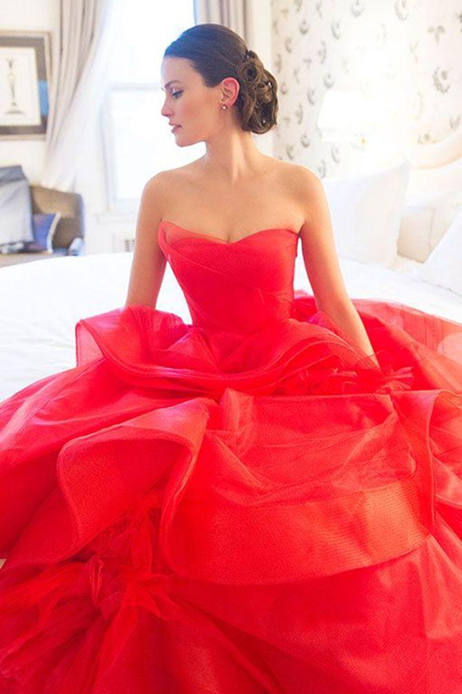 400b816f794052 Abiti da sposa colorati: 5 alternative all'abito bianco