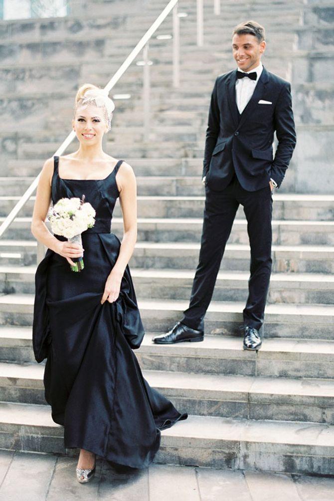 new product 7c951 2cc71 Abiti da sposa colorati: 5 alternative all'abito bianco