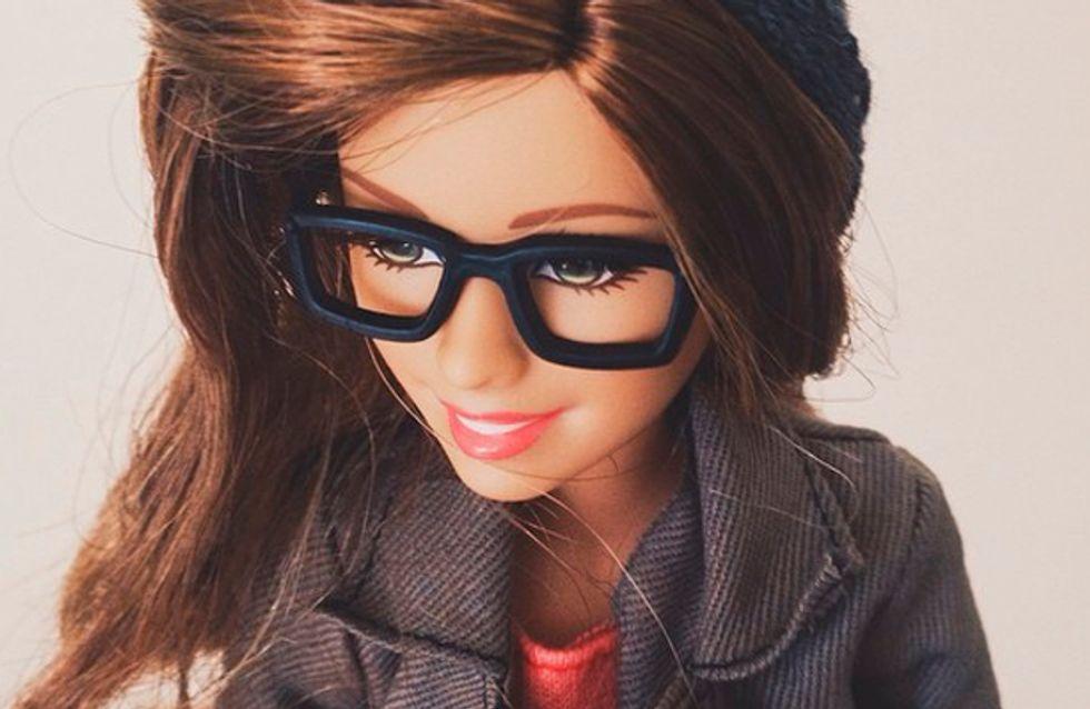 E se... a Barbie fosse hipster e tivesse uma conta de Instagram mara?