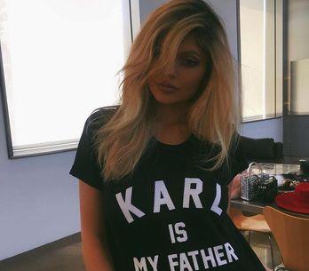 Kylie Jenner sexy avec son décolleté échancré pour Galore Magazine (Photo)