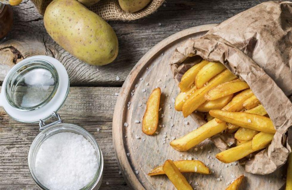 10 segreti per una frittura da veri chef!