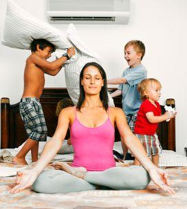Maman zen : les astuces pour vous simplifier le quotidien