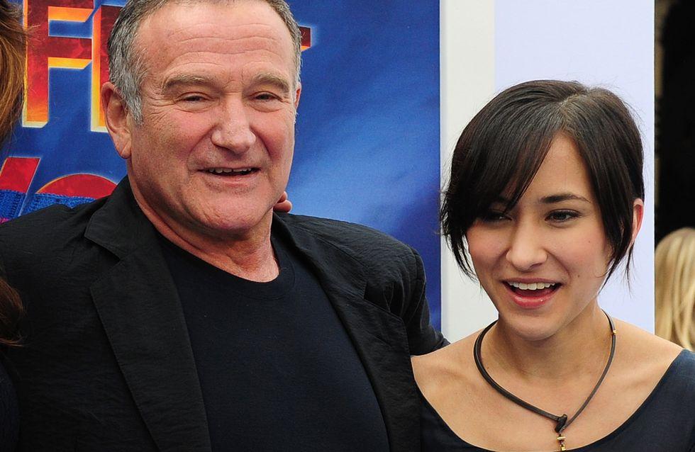 Le vibrant hommage de Zelda Williams à son père Robin Williams