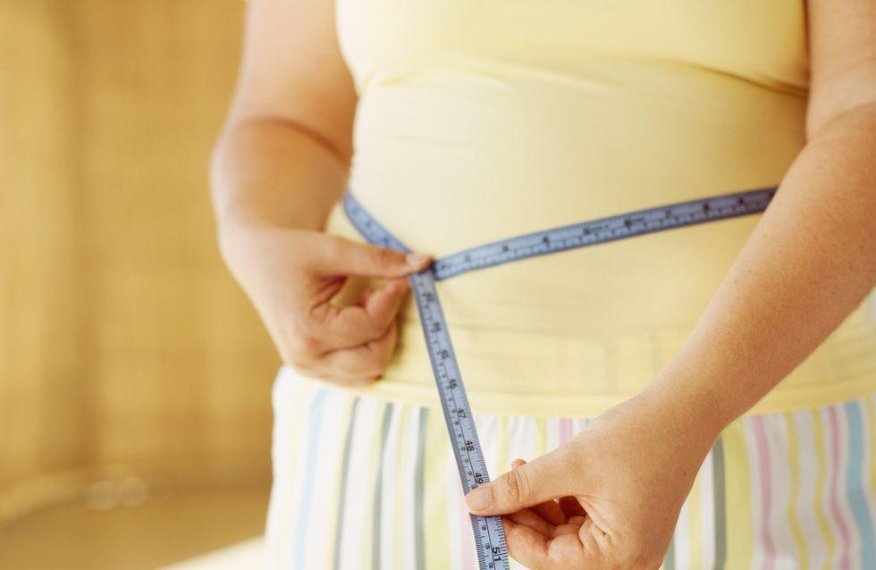 Penser que l'on est trop gros pourrait faire grossir