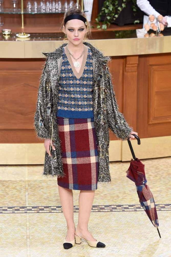 Granny Look-Chanel