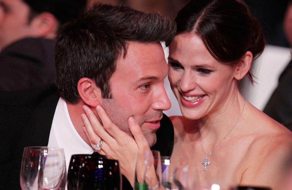 Ben Affleck et Jennifer Garner, pas près de s'éloigner l'un de l'autre
