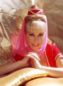 Barbara Eden como Jeannie