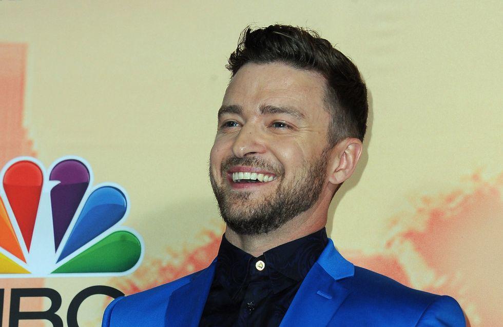 Justin Timberlake dévoile de nouvelles photos de son petit Silas