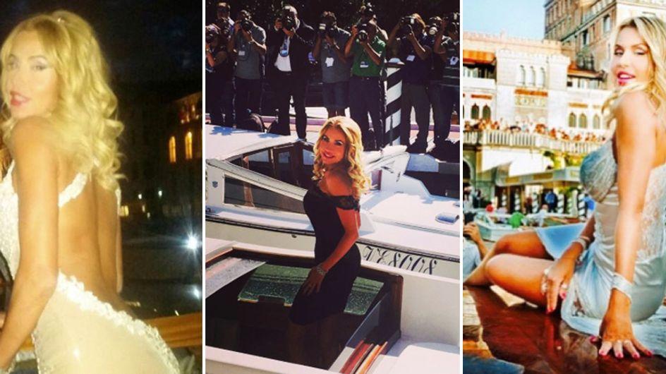 Valeria Marini di nuovo al Festival di Venezia, e noi, come ogni anno, ci chiediamo il perché
