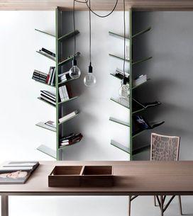 30 estanterías originales para llenar tu casa de libros