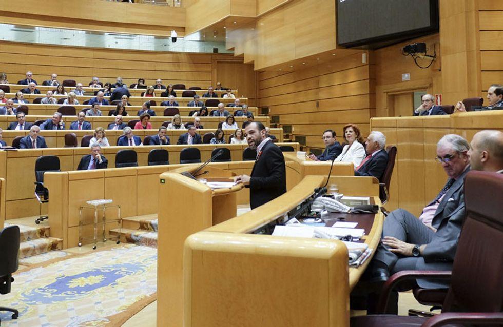 El Senado aprueba la reforma definitiva de la ley del aborto