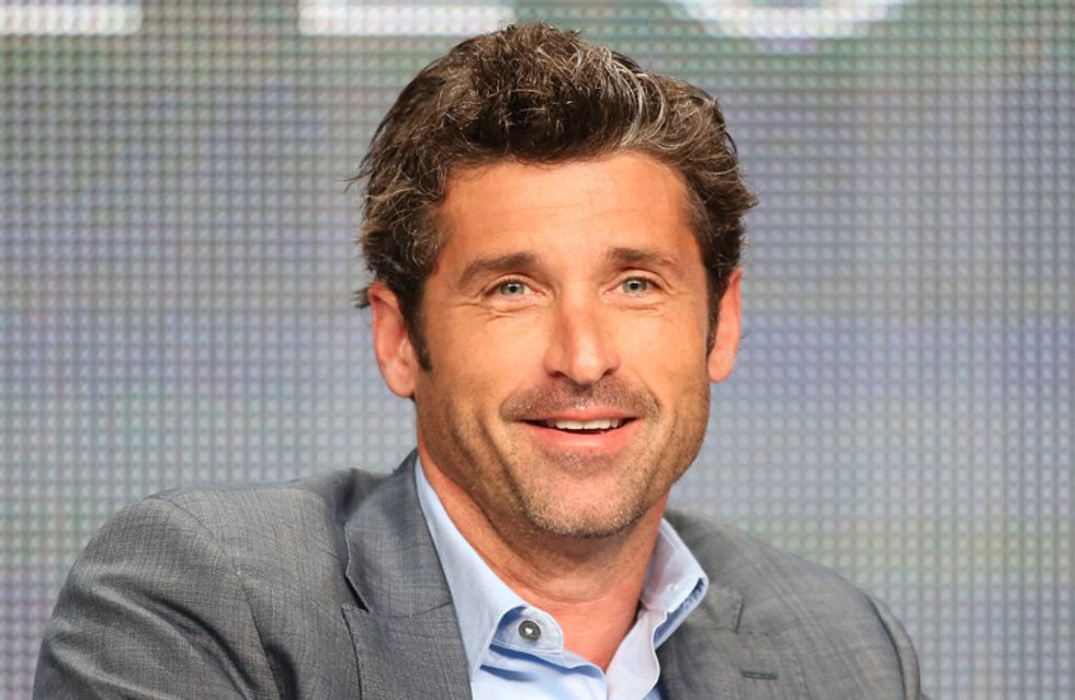Patrick Dempsey Is Starring In Bridget Jones 3 And This Is What Dreams Are Made Of