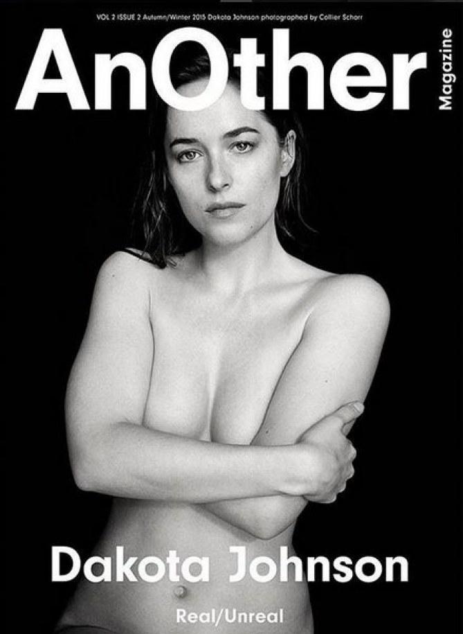 Dakota Johnson pour AnOther Magazine