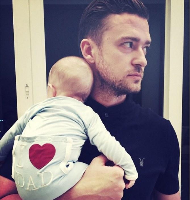 Justin Timberlake et Silas