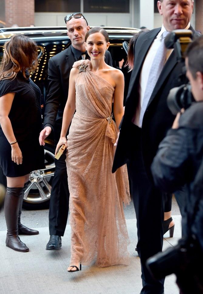 Natalie Portman au Festival de Toronto