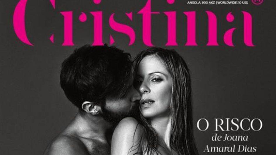 Une politicienne portugaise pose nue et enceinte en Une d'un magazine people (Photo)