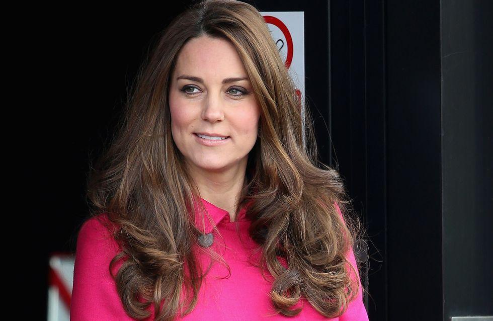 Kate Middleton change de tête (Photo)