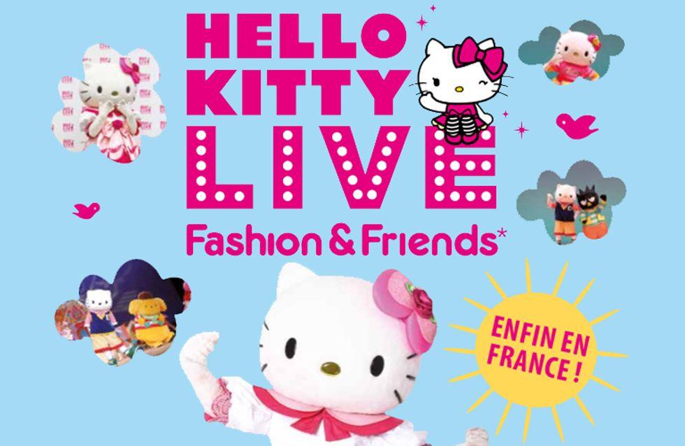 La vraie vie d'Hello Kitty, le spectacle événement à ne rater sous aucun prétexte