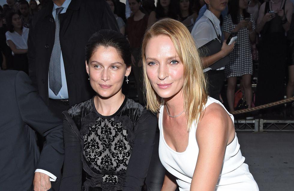 Les stars se pressent à la Fashion Week de New York (Photos)
