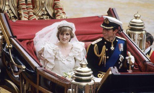 Diana y Carlos de Inglaterra