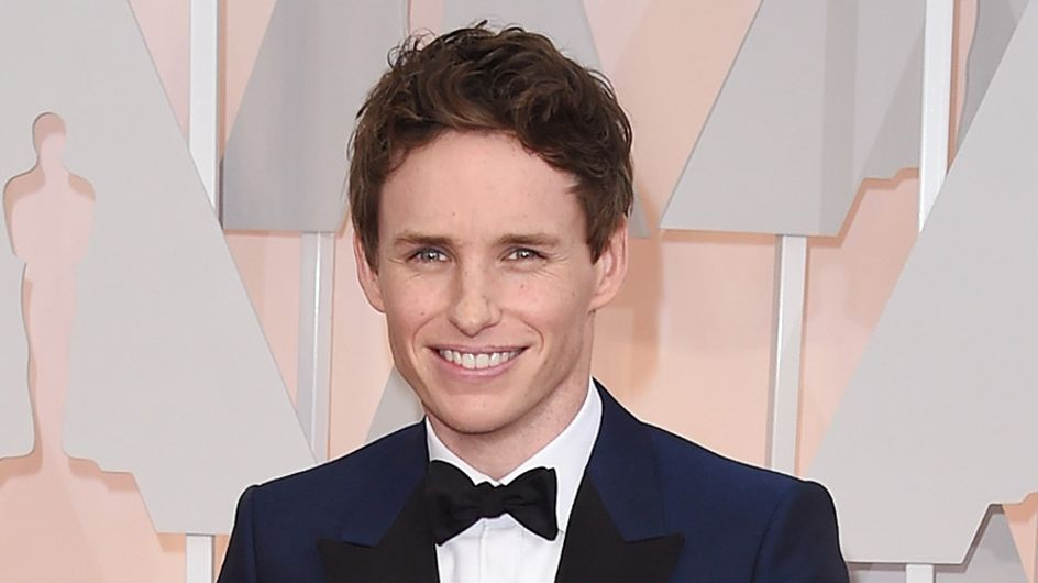 Eddie Redmayne Is Feeling The Pressure As The Star Of The Harry Potter Spinoff