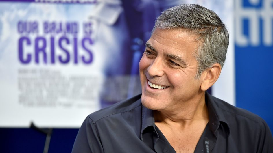 George Clooney contre le sexisme à Hollywood