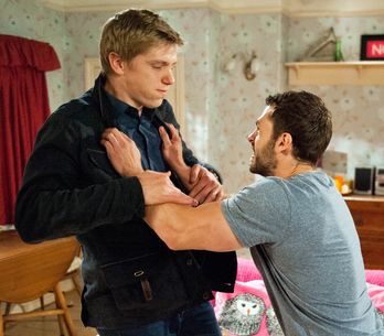 Emmerdale 23/09 - Andy finds out the truth
