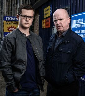Eastenders 22/09 - Marcus panics when Max refuses to listen