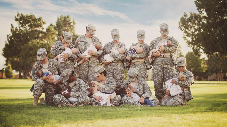So stark sind Mütter: Dieses Foto beweist, dass Mamas wirklich ALLES können