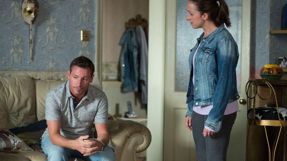 Eastenders 24/09 - Everyone reels from Jane's shocking revelation