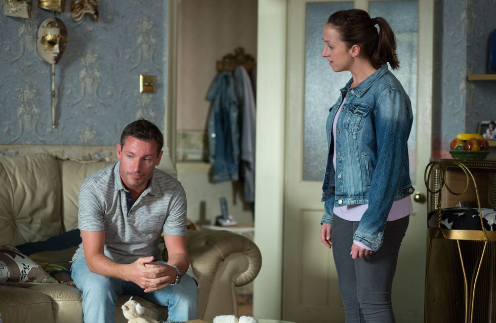 Eastenders 24/09 - Everyone reels from Jane's shocking revelation