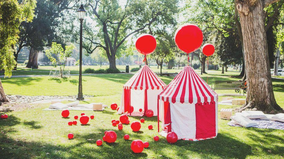 """Deco-birth: haz que """"vuele en globo"""" en su fiesta de cumpleaños"""