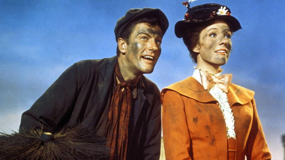 It Only Took 51 Years! Mary Poppins Sequel Is In The Works
