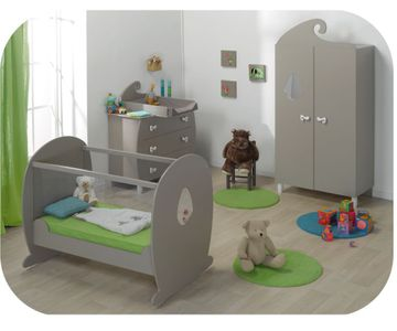Chambre bébé Lutin - 1075,50 €