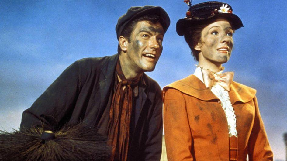 10 momentos inolvidables en los que Mary Poppins nos hizo soñar