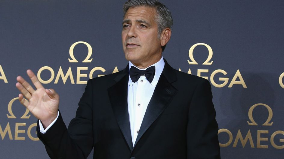 George Clooney Has A Simple Answer To Hollywood's Blatant Gender Inequality