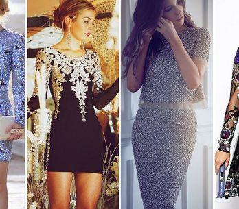10 robes de soirée magiques dénichées sur Pinterest