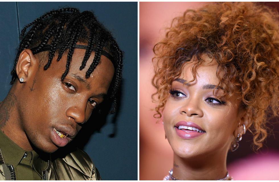 Rihanna de nouveau en couple avec un rappeur ?