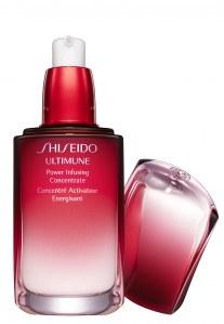 Línea Ultimune de Shiseido