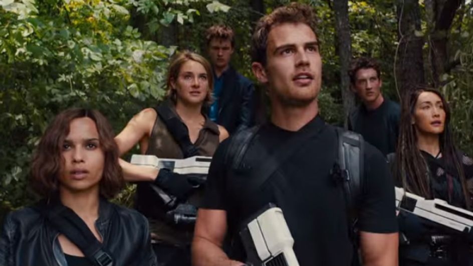 The First Trailer For The Divergent Series: Allegiant Is Here And It Looks Incredible