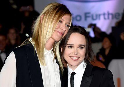 Ellen Page y su novia