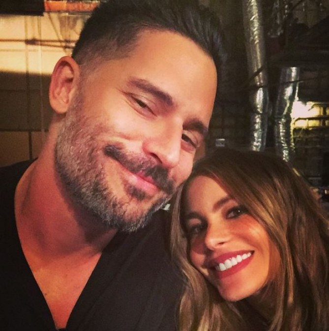 Sofia Vergara et Joe Manganiello