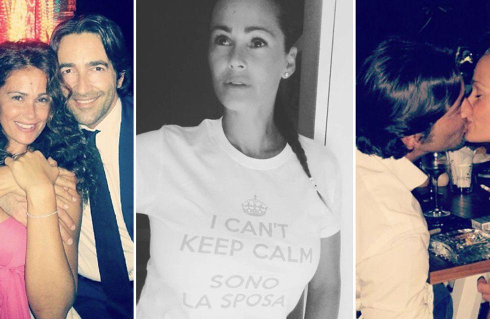 Samantha De Grenet risposa l'ex marito Luca, dieci anni dopo il primo sì!