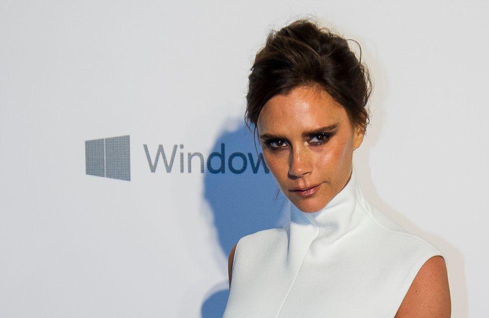 Victoria Beckham fait polémique à la Fashion Week de New York